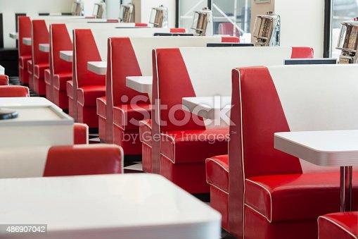 istock diner restaurant 486907042