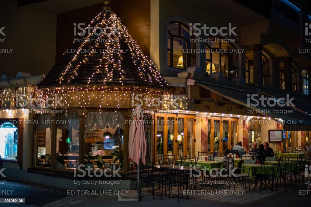 Seefeld in Tirol originated as a farming community and was first...