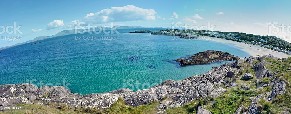 Dingle's peninsula - Ireland stock photo