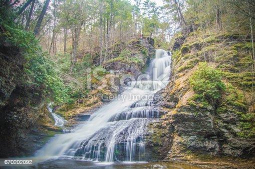Dingmans Falls Water Flow