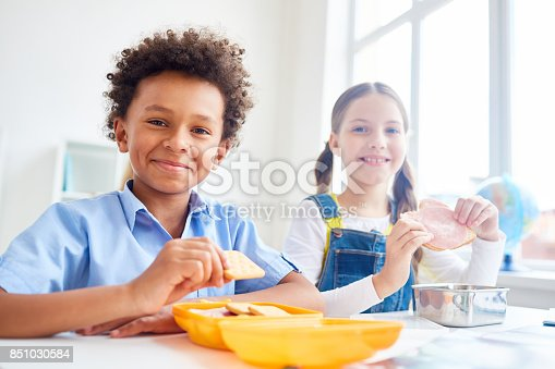 istock Dining at break 851030584