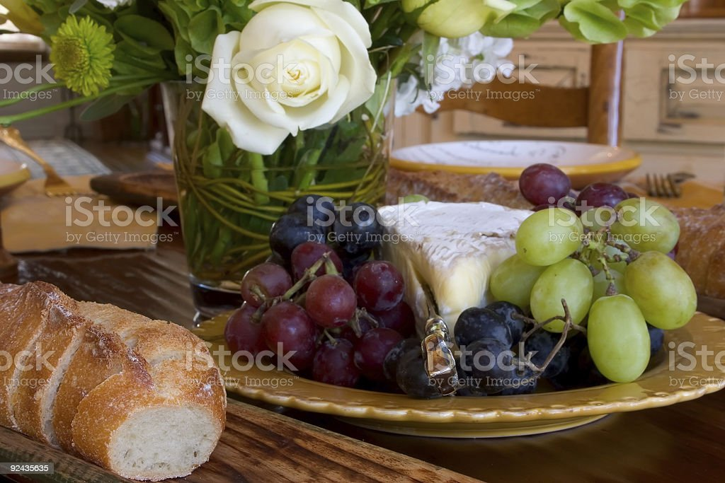 Dining out 2 royalty-free stock photo