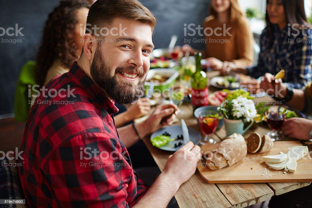De refeições - foto de acervo