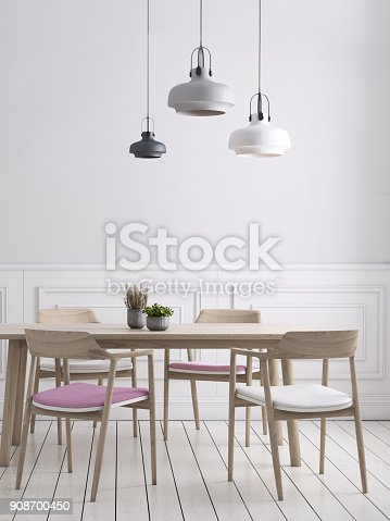 660325278istockphoto Dining room wall background template 908700450