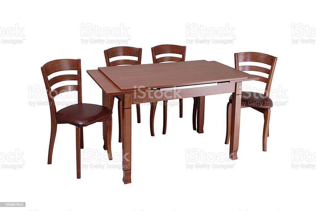 Photo Libre De Droit De Table Et Chaises De Salle A Manger Banque D