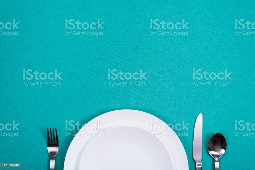 Dinner background - Photo