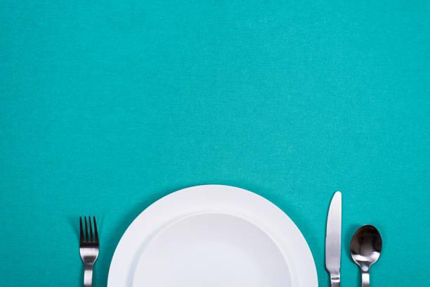 Dinner background stock photo