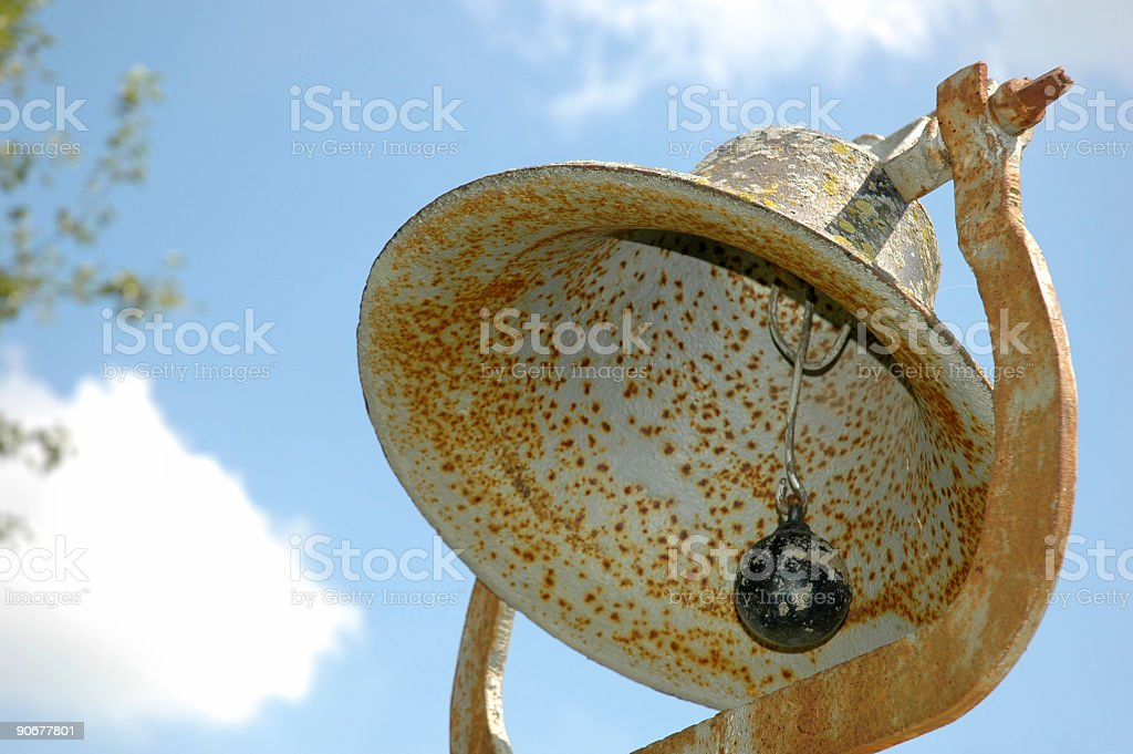 Dinner Bell royalty-free stock photo