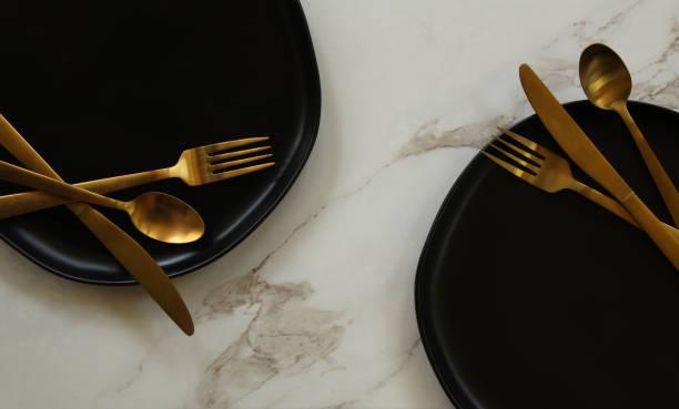 middag för två - bordsskick bildbanksfoton och bilder