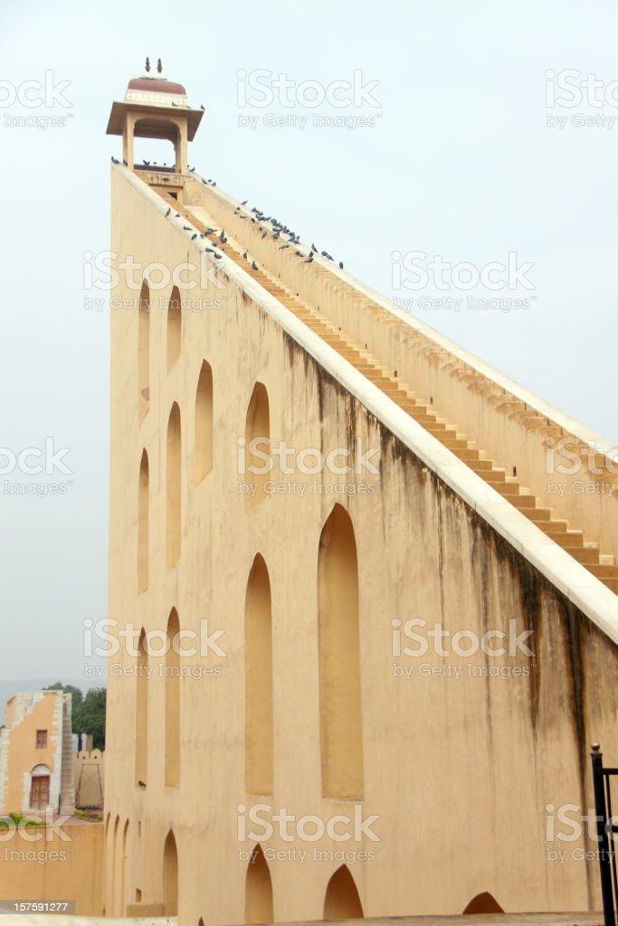 Jantar Mantar royalty-free stock photo