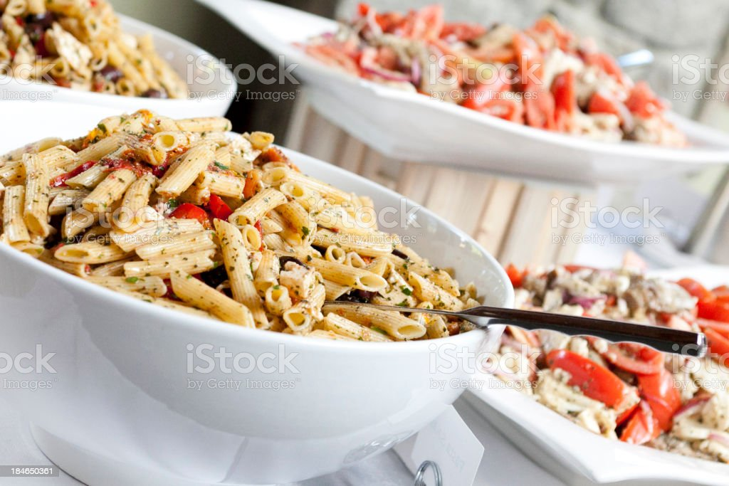 dinner party. royalty-free stock photo