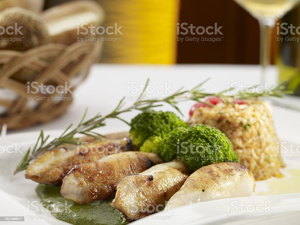 - Abendessen – Foto