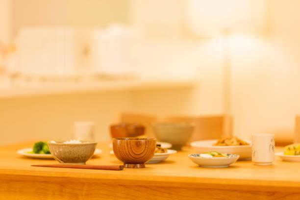 食卓 - 和食 ストックフォトと画像