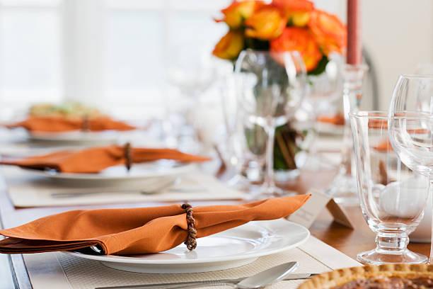 Abendessen Tisch – Foto