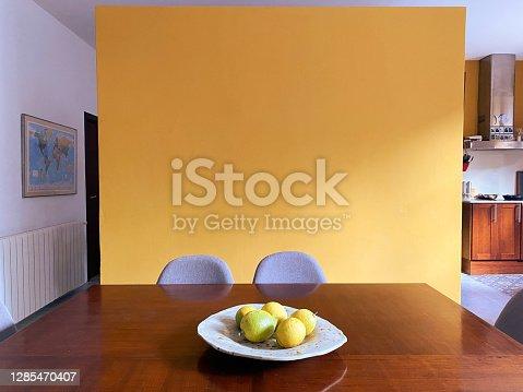 istock Dinning room 1285470407