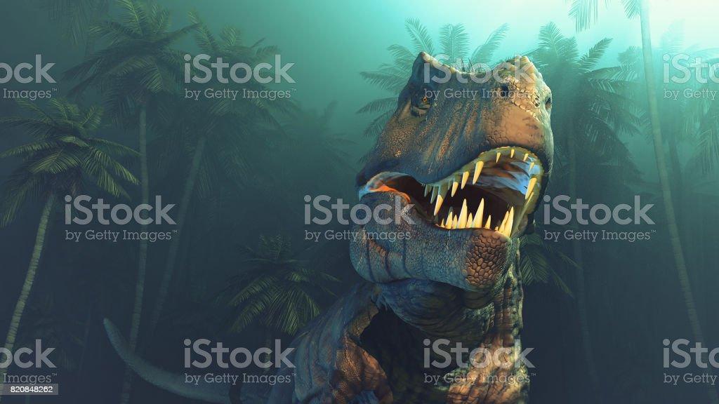 恐竜恐竜 ストックフォト