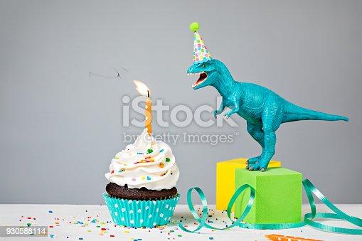 istock Dinosaur Birthday Party 930588114