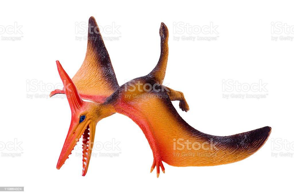 dinosaur close-up - foto de acervo