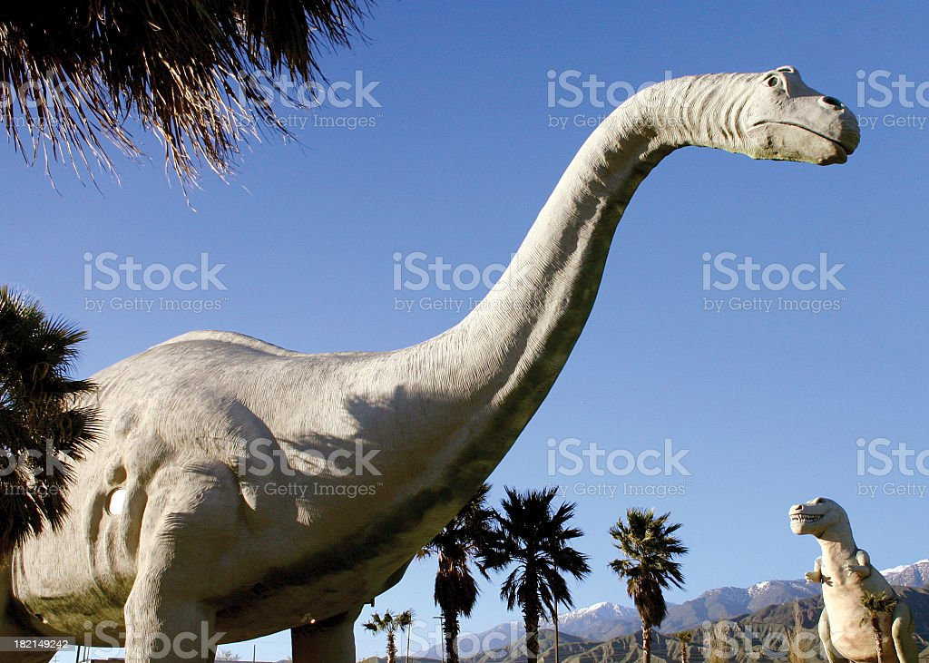 Dinosaur royalty-free stock photo