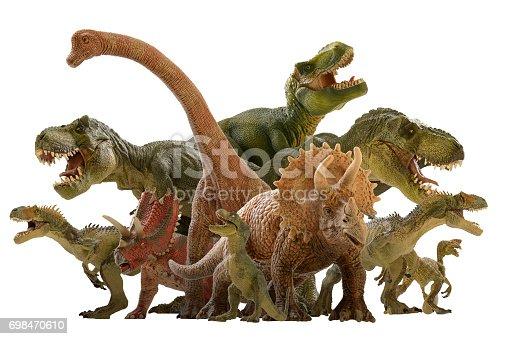 istock Dinosaur 698470610
