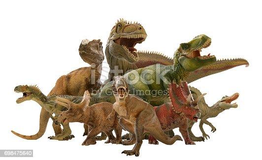 istock Dinosaur 698475640