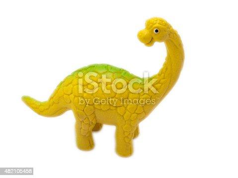 istock Dinosaur toy 482105458