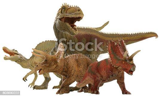 istock Dinosaurs 803690222