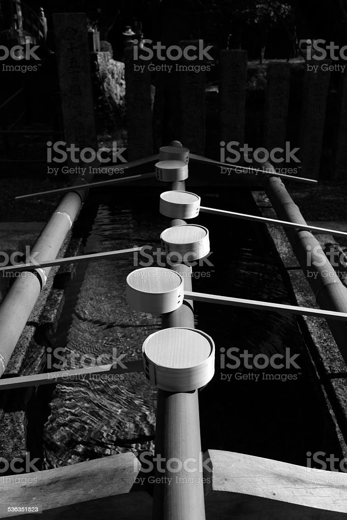 dippers stock photo