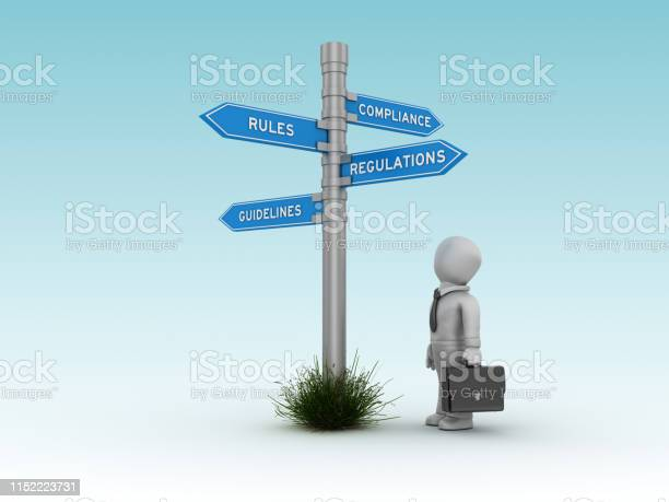 Directional sign with business character 3d rendering picture id1152223731?b=1&k=6&m=1152223731&s=612x612&h=o1zqycxulgswqyfw8vskqhjhuthpvpu jnss2gwxbv4=