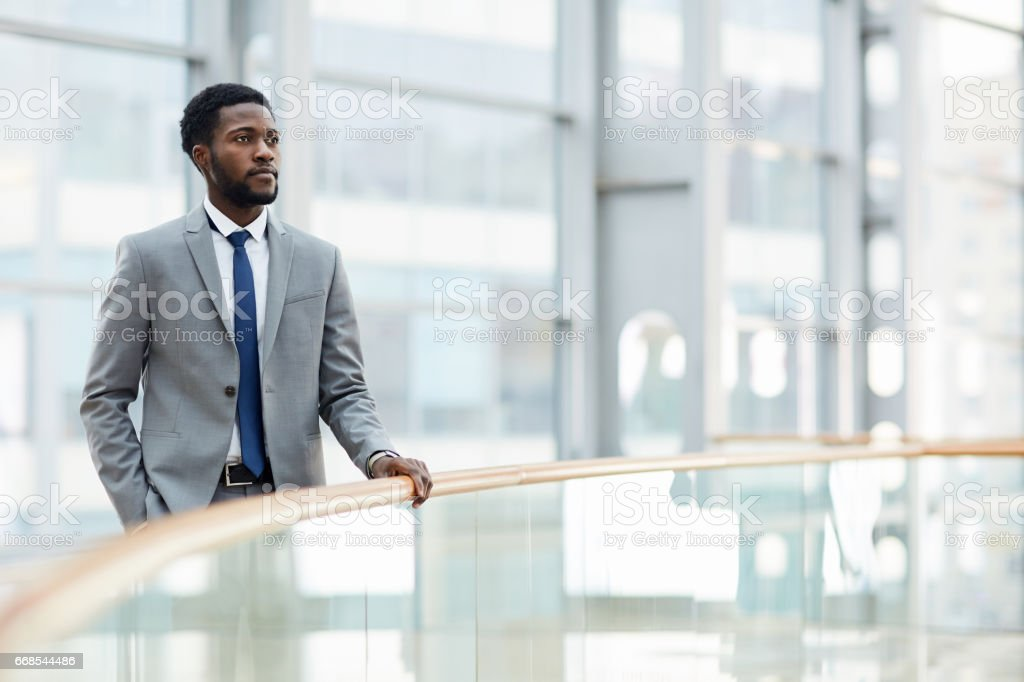 Director of business organization stock photo
