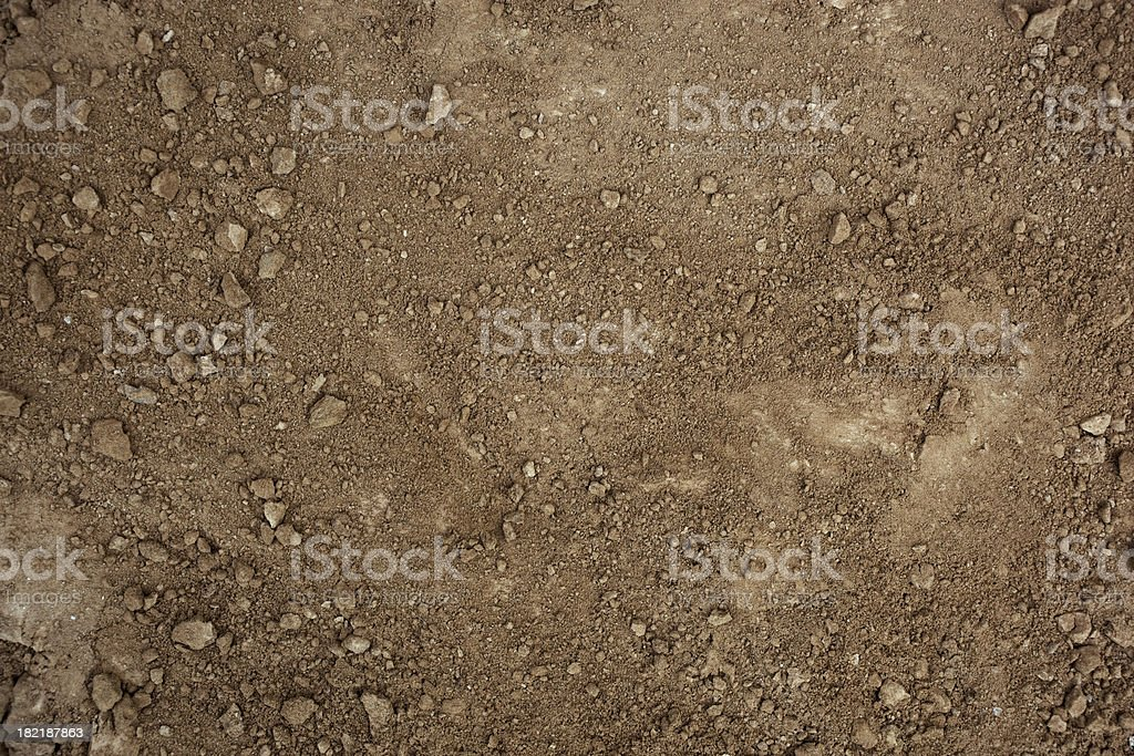Dirt Background stock photo