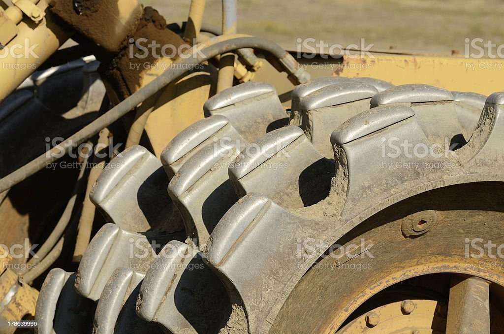 Dirt Compact stock photo