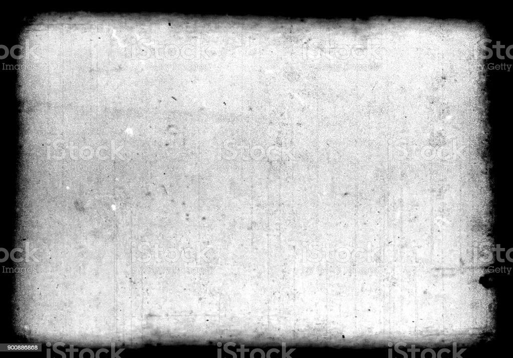 dirt film frame overlay