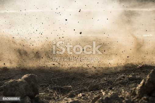 istock dirt fly after motocross roaring by 640988884