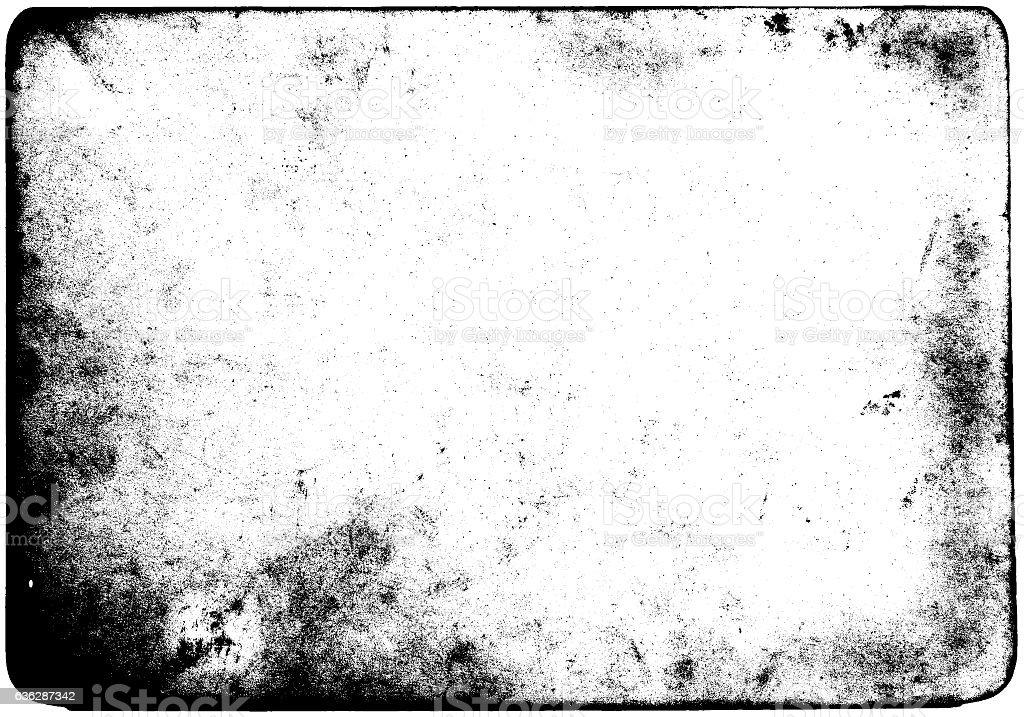 dirt frame overlay stock photo
