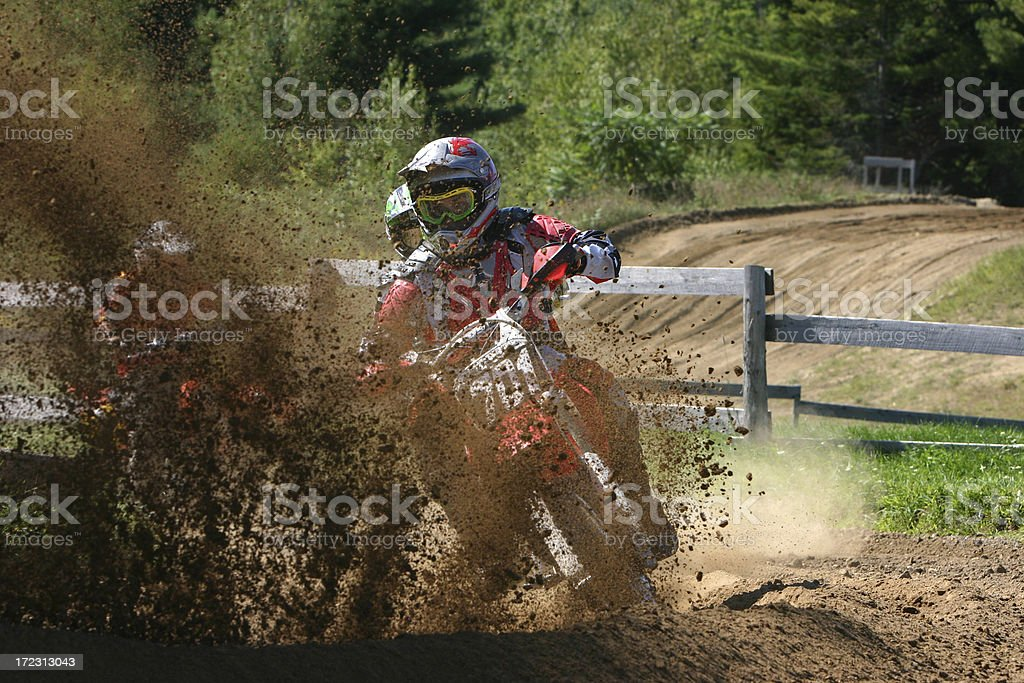 dirt in your face royalty-free stock photo
