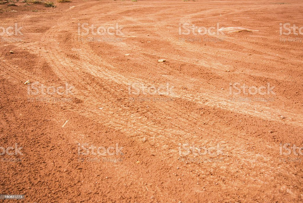 Dirt marks stock photo
