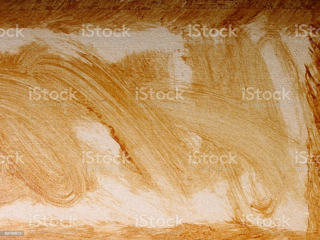 dirt or paint? royalty-free stock photo