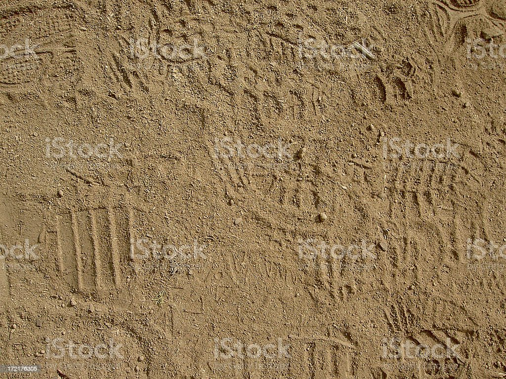 Dirt royalty-free stock photo