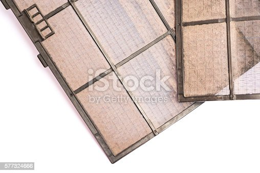 istock dirty air conditioner filter 577324666