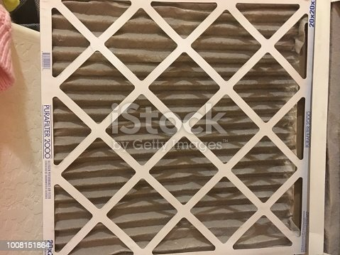 577326464 istock photo Dirty air filters 1008151864