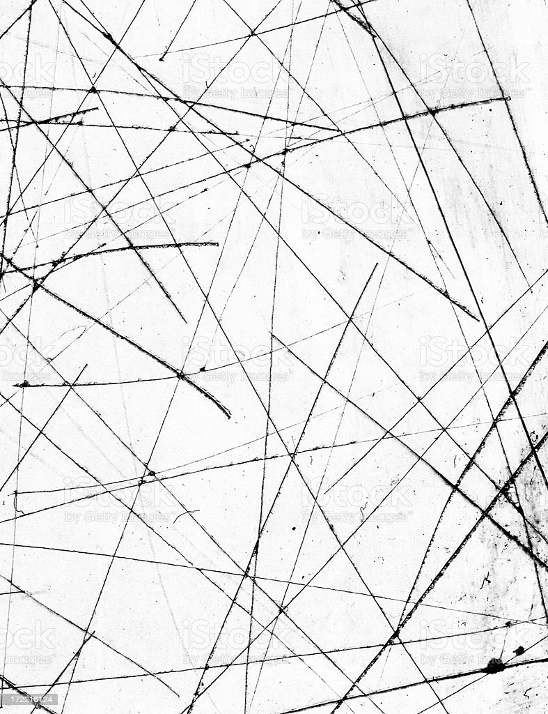 dirty analog scratches royalty-free stock photo