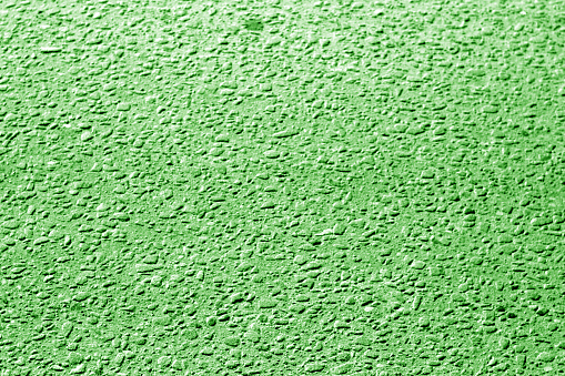 더러운 아스팔트도로 질감을 흐림 효과 녹색 톤에 0명에 대한 스톡 사진 및 기타 이미지