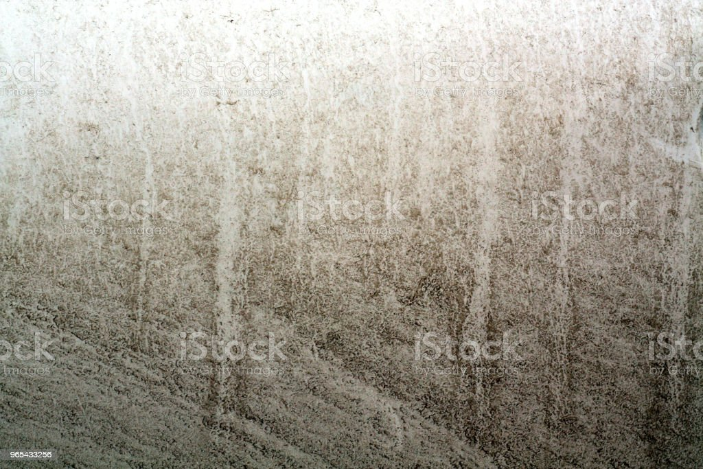 Dirty car surface. royalty-free stock photo