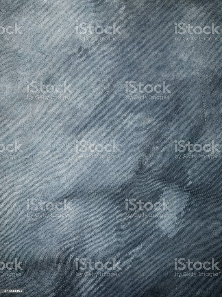 Dirty denim stock photo