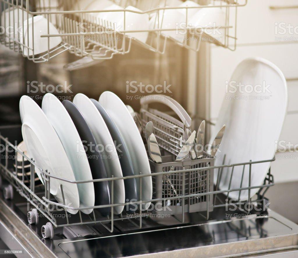 Schmutziges Geschirr nicht mehr – Foto