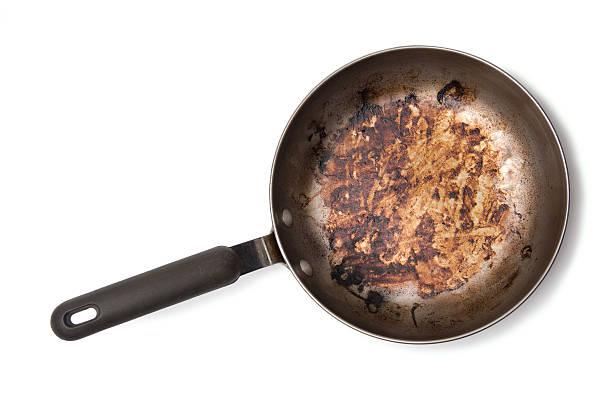 Dirty Frying Pan – Foto