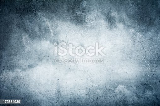 istock Dirty Grundgy Wall 175384939