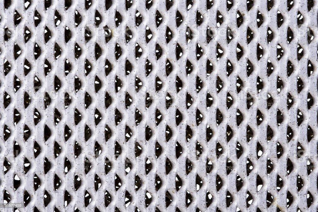 Sujo textura de metal - fotografia de stock