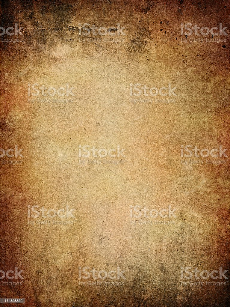 dirty old paper royalty-free stock photo